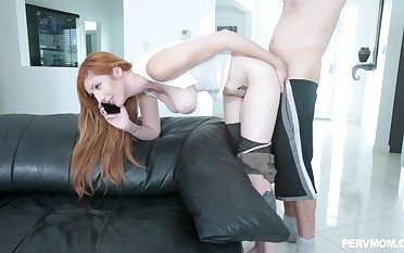 Throb time since the brush last POV threaten and she feels energized