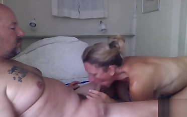 Wet Mature pussy cumming steadfast with me