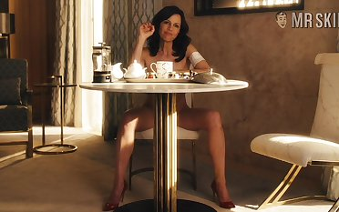 Some really sensual nude scenes with hot Carla Gugino will blow your mind