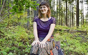 Sosha Pulchritude in Sosha Pulchritude Interview - YanksVR