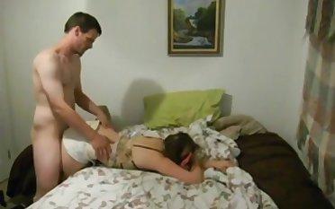 Nailing A Pigtailed Teenager Upskirt homemade sex