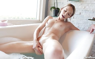 Lily Larimar craves for fucking and gets lucky with a neighbor