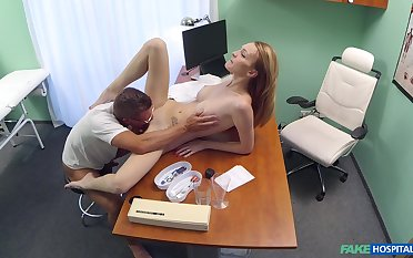 Bell Claire receives a few surprises at her physician's office