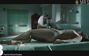 Horror movie nudes compilation