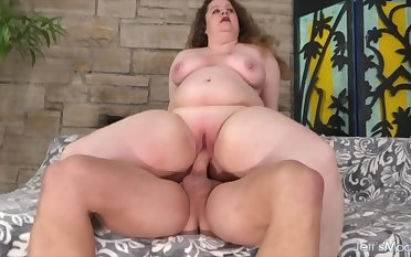 Jeffs Models - Slutty Fatties Riding Dick Compilation