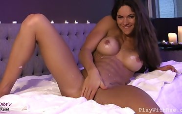 Aspen Rae - Fire Peril hot solo membrane