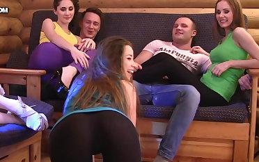 Student sex friends sinspire a good girl, part 1